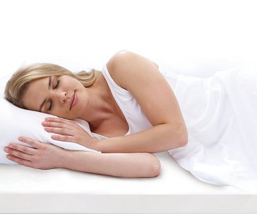Cooling Gel Memory Foam Pillow sleep