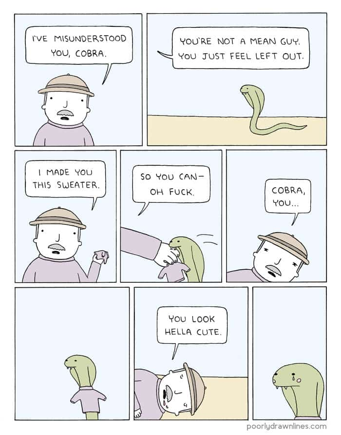 Funny-Animal-Comics-cobra