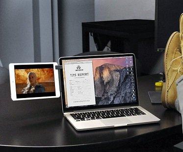 Gadget Side-Mount Clip laptop