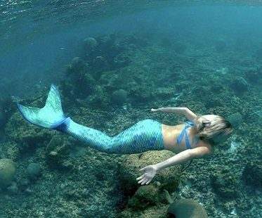 Mermaid Tail For Swimming