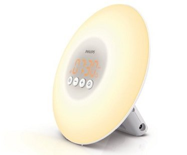 Sunrise Stimulation Alarm Clock wake up