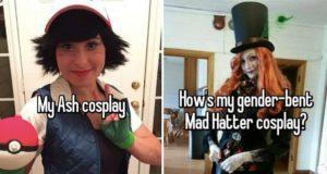 badass cosplay