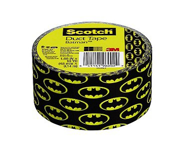 batman duct tape scotch