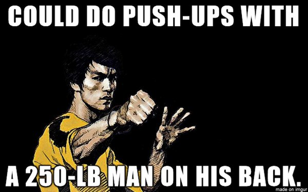 bruce-lee-facts-push-ups