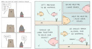 funny animal comics part one