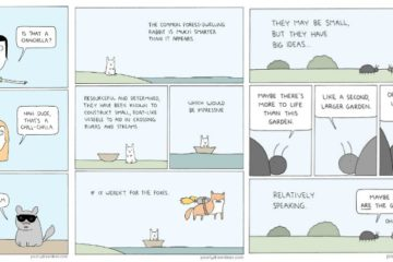 funny animal comics part two