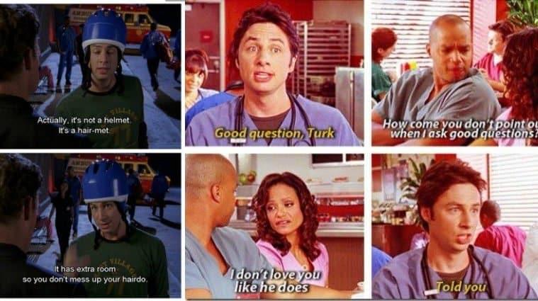 hilarious scrubs moments