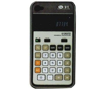 iPhone Calculator Cover case