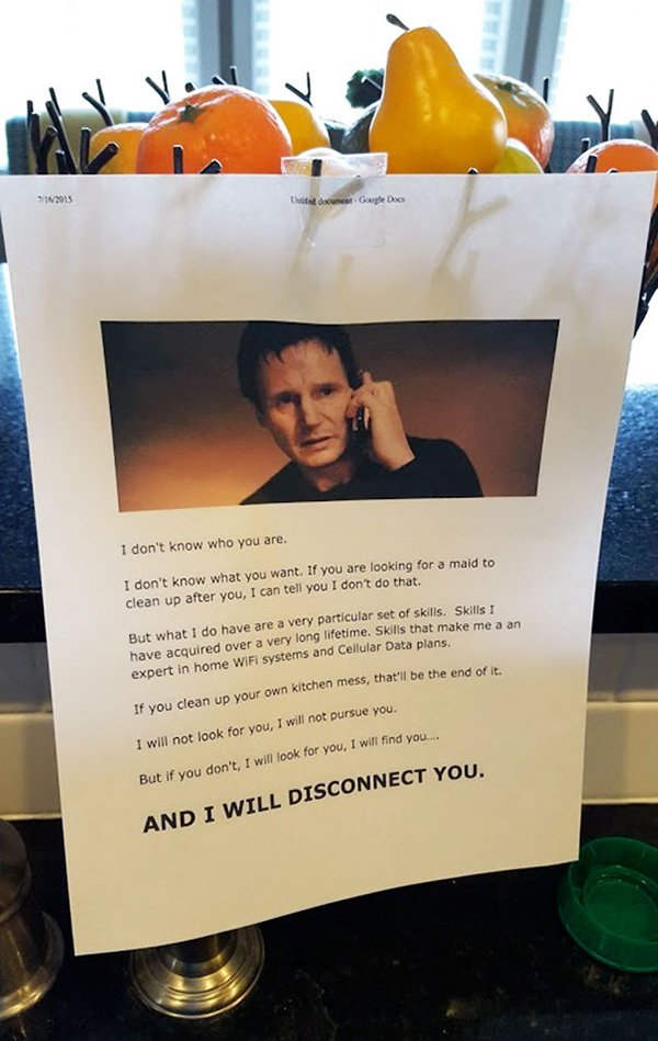 notes from parents liam neeson style letter