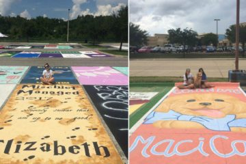 parking space painting
