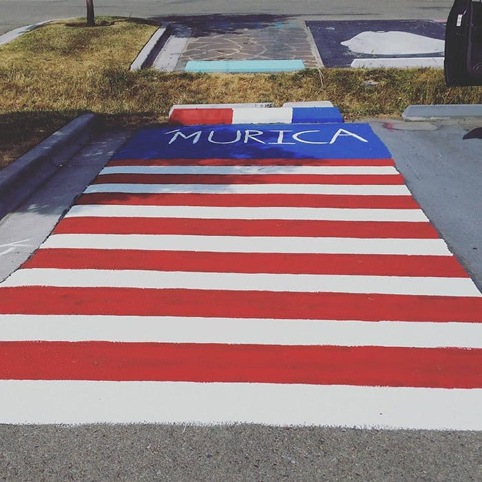 parking-space-painting-murica