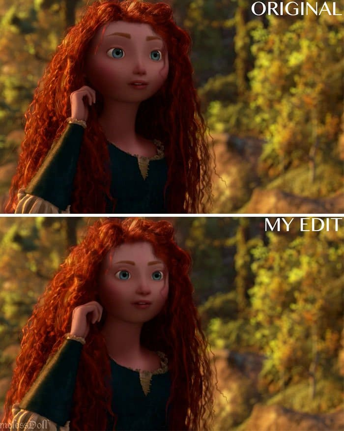 realistic-cartoon-face-proportions-brave-merida