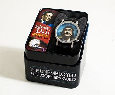 salvador dali watch box