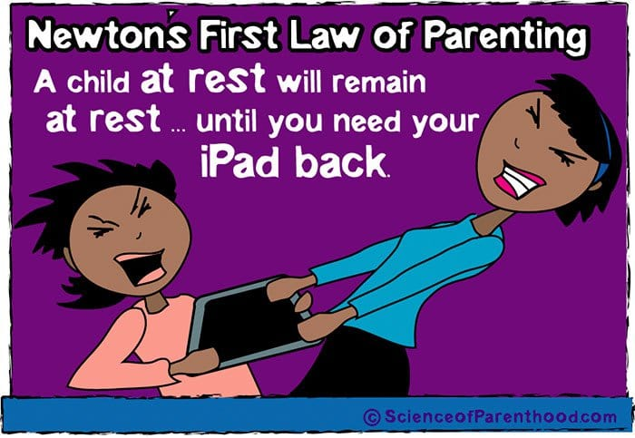 science-of-parenthood-ipad