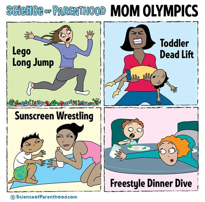science-of-parenthood-olympics
