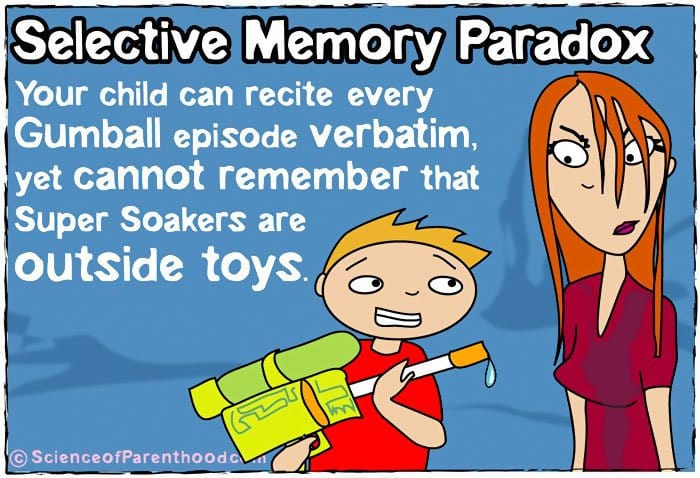 science-of-parenthood-selective-memory