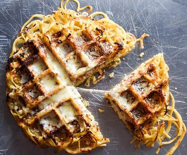 waffle iron recipe book