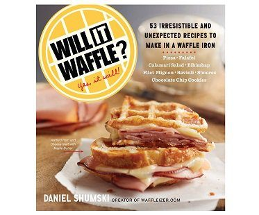 will it waffle recipe book