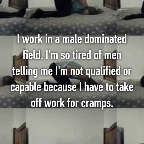 women-in-male-dominated-fields-cramps