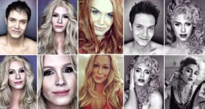 Celebrity Impressions Make Up Paolo Ballesteros