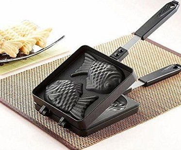 Fish Mold Pan