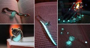 Glow In The Dark Bookmarks