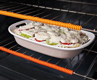 Heat-Resistant Oven Rack Guard silicone