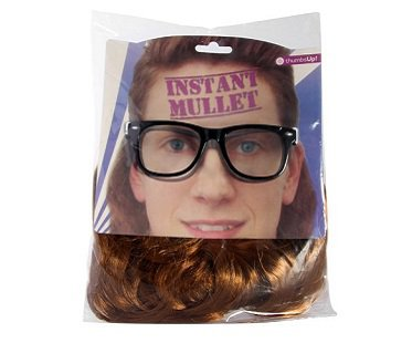 Instant Mullet With Glasses pack