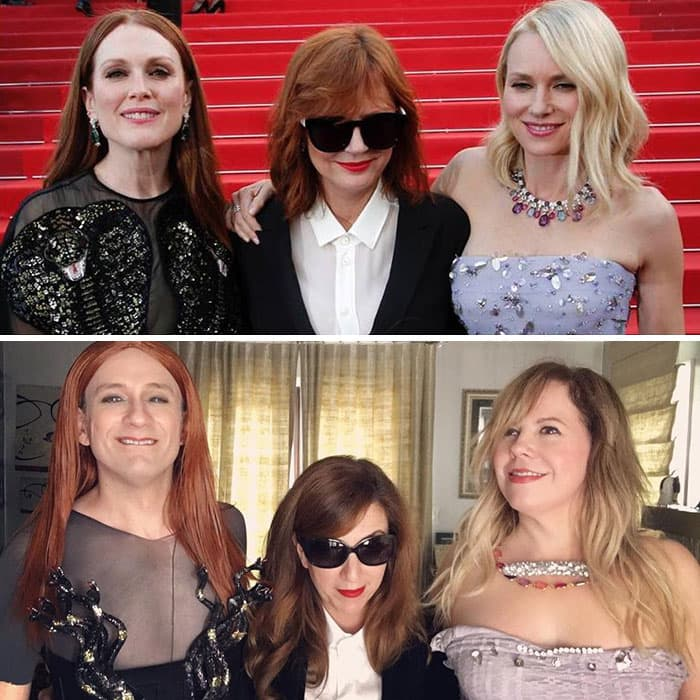 Julianna moore susan sarandon naomi watts