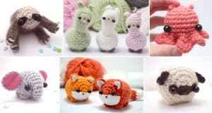miniature-crochet-animals