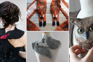 realistic-animal-felt-scarves
