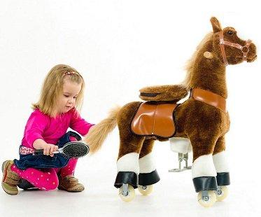 Ride-On Horse pony