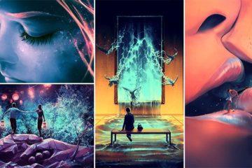 surreal-fantasy-universes