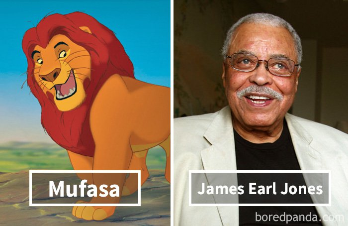 13 Iconic Cartoon Characters And The Actors Who Voiced ...