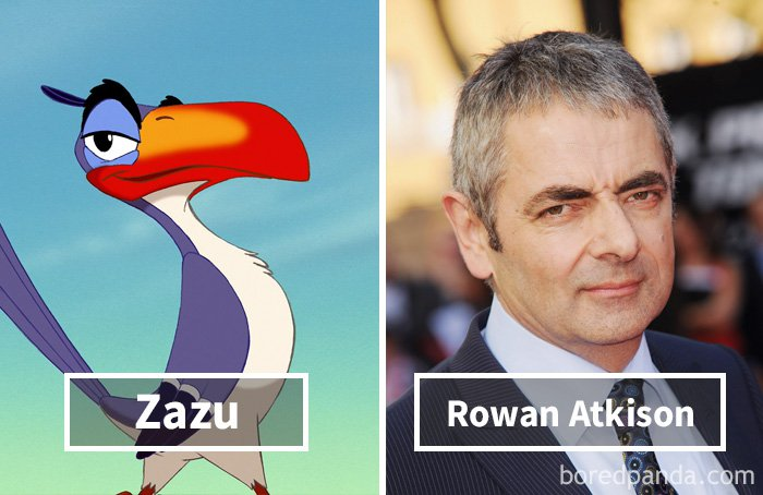 13 iconic cartoon characters and the actors who voiced
