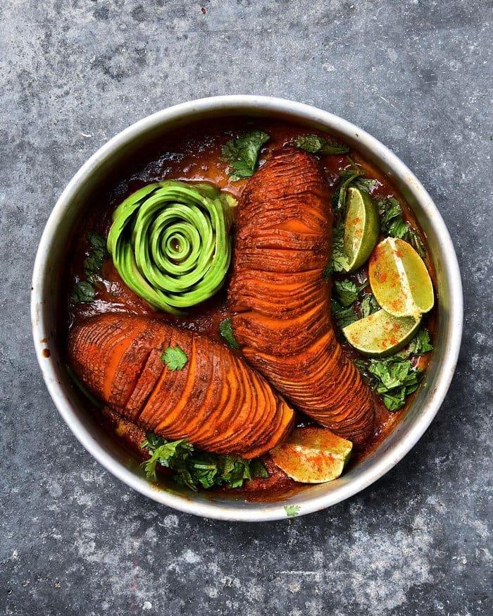 avocado bake