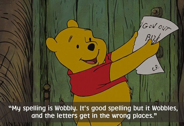 best-winnie-the-pooh-quotes-wobbly-spelling