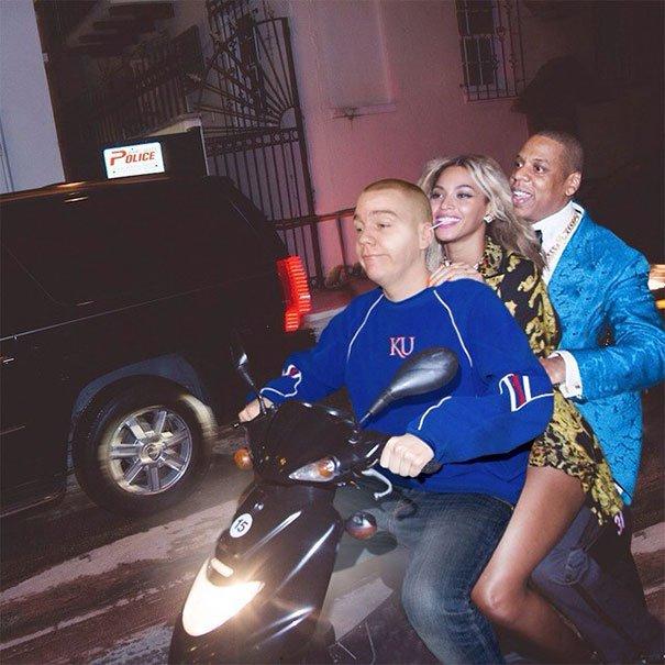 bey jayz motorcycle