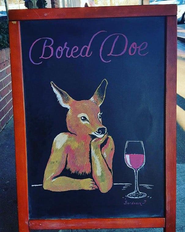 bored-doe