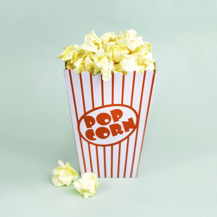 fake-food-out-of-household-items-post-it-popcorn