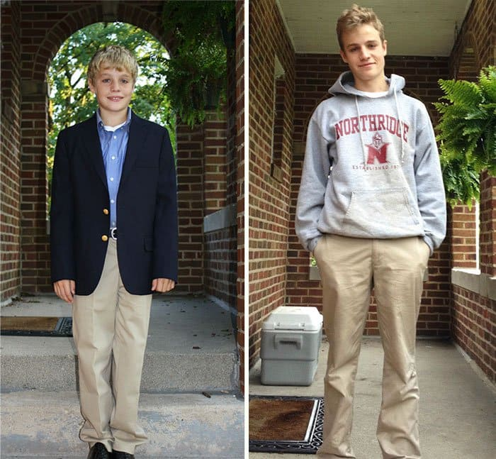 first-day-last-day-of-school-high-school