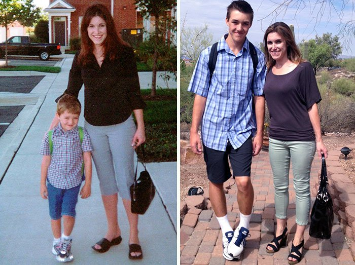 first-day-last-day-of-school-mom