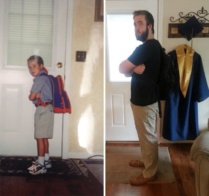 first-day-last-day-of-school-same-door