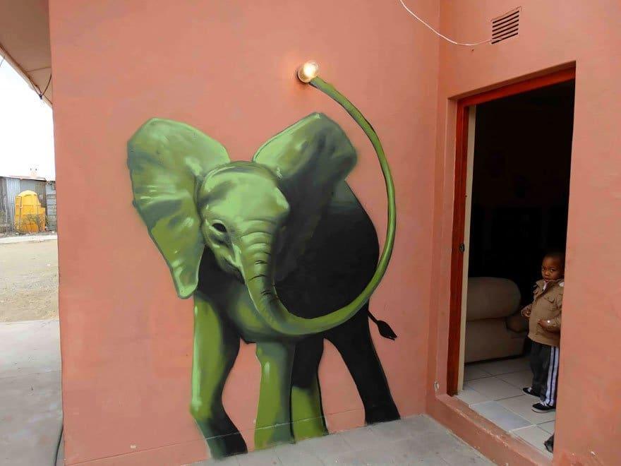 green-elephant