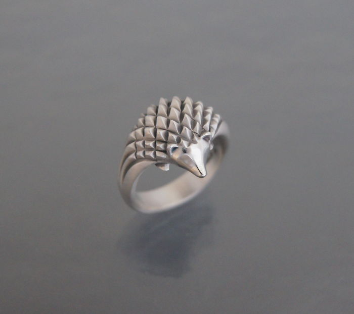 hedgehog-ring