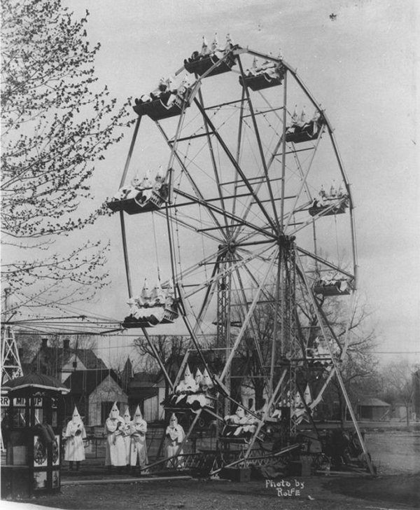 historical-photos-kkk-ferris-wheel-1925