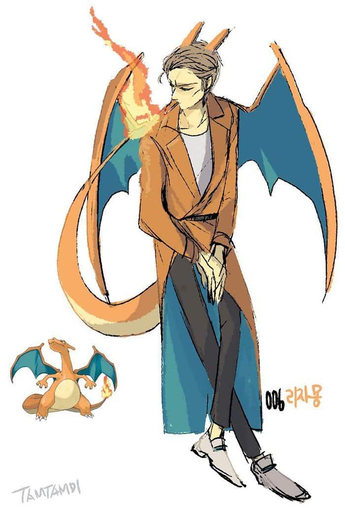 humanized-pokemon-smoker-charizard