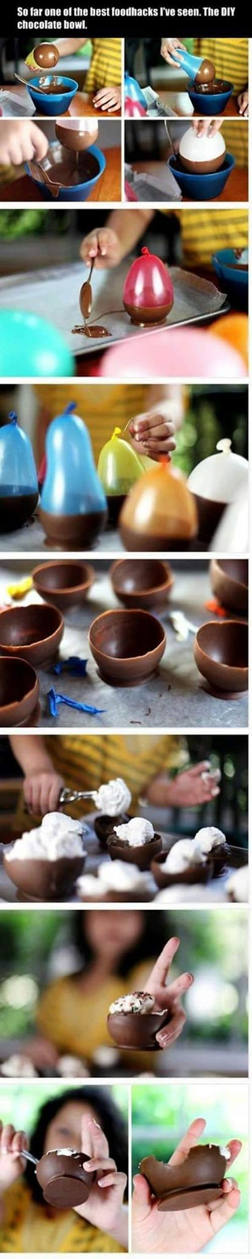 life-hacks-melted-chocolate-bowls