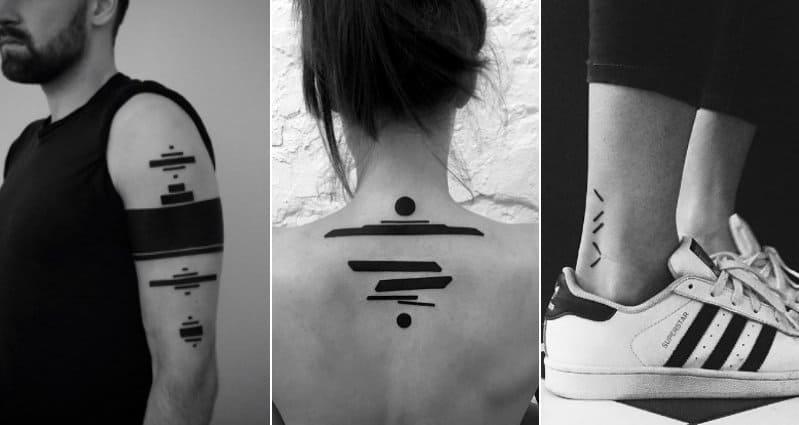 Minimalist Raven Tattoo: 14 Awesome Digitally-Designed Minimalist Tattoos