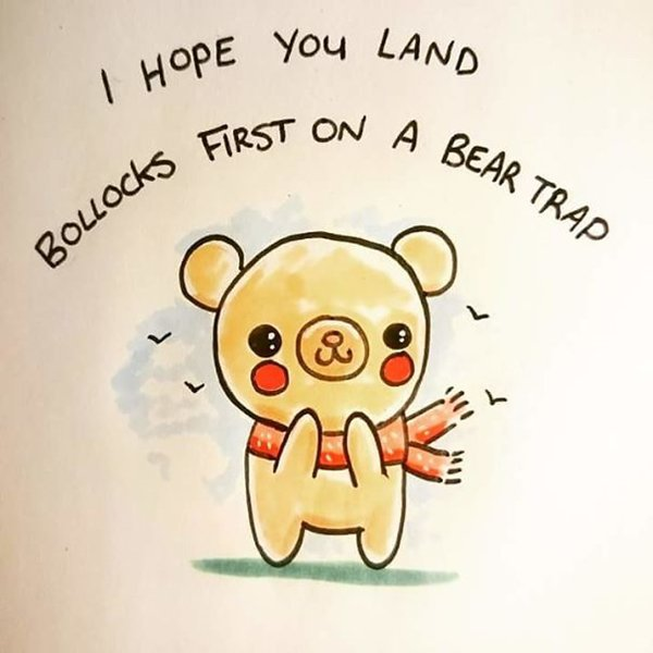 offensive-greetings-cards-bear-trap